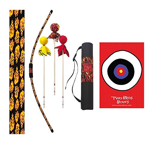 Two Bros Bows Flame Archery Combo Set -
