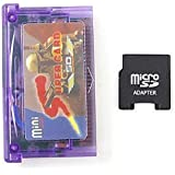 Free Delivery Mini Super Card & SD Flash Card Adapter Cartridge for GBA SP GBM IDS NDS NDSL