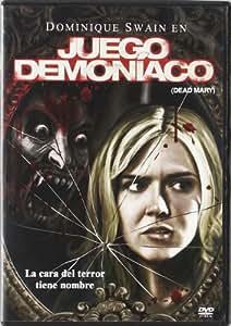 Juego demoniaco [DVD]