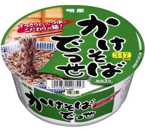 12 76g ~ was Myojo Kakesoba De~tsu