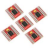5pcs TB6612FNG Dual Motor Driver DC Motor Controller Board 1A from Optimus Electric