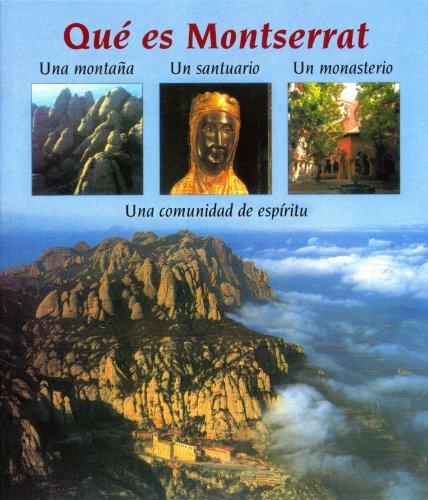 Descargar Libro Qué Es Montserrat Maur M. Boix I Selva