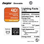 Energizer-CA10C-40-Watt-Equivalent-Filament-LED-Light-Bulb-with-E12-Base-Dimmable-12-Pack-Soft-White-E12