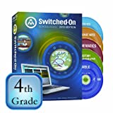 2013 switched on Schoolhouse, Grade 4, AOP 5-Subject Set - Math, Language, Science, History / Geography & Bible (Alpha Omega HomeSchooling), SOS 4TH GRADE CD-ROM Curriculum, Complete Set