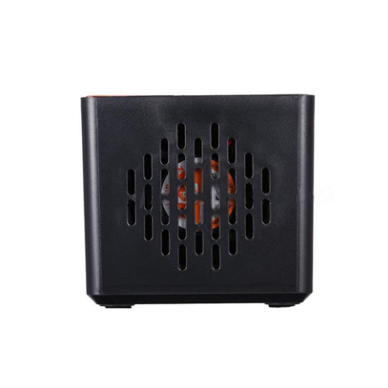 Pudincoco Portable 20 Puertos USB HUB Tel/éfono Estaci/ón de Carga Inteligente Adaptador de Cargador de Pared 100W con luz indicadora LED
