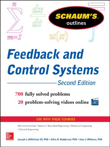 Schaum's Outline of Feedback and Control Systems, 2nd Edition (Schaum