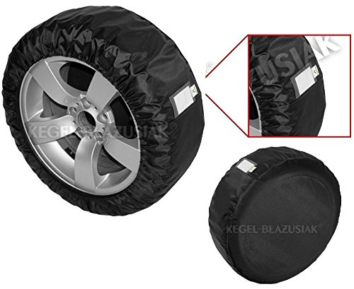 Spare Wheel Ortalion Protective Cover Tyre Tire Storage Bag Car Van Caravan 13 Kegel-Blazusiak