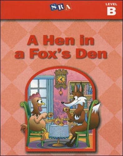 Basic Reading Series, A Hen in a Fox's Den, Level B