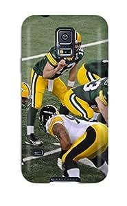 9615254K546423907 greenay packersittsburgteelers NFL Sports & Colleges newest Samsung Galaxy S5 cases
