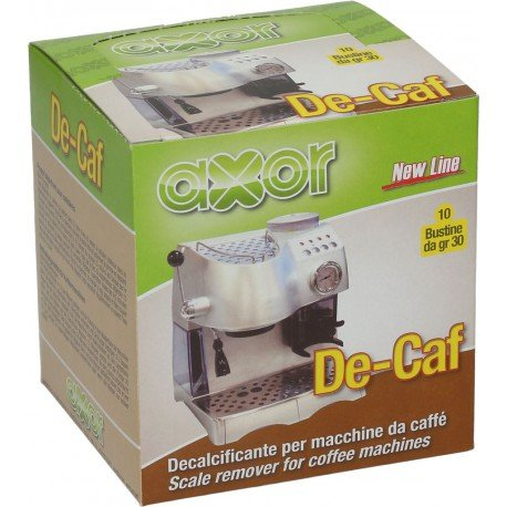 Descalcificador Axor de-caf 10 bolsitas Código Color 3092251 ...