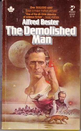The Demolished Man, Alfred Bester