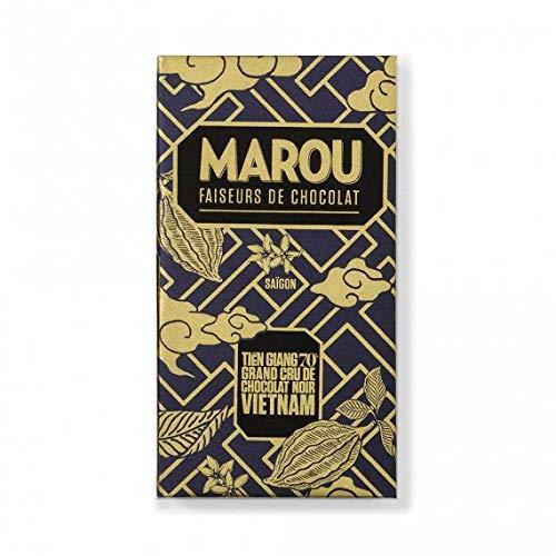 Marou Faiseurs De Chocolat Tien Giang 70%, 3.5 OZ