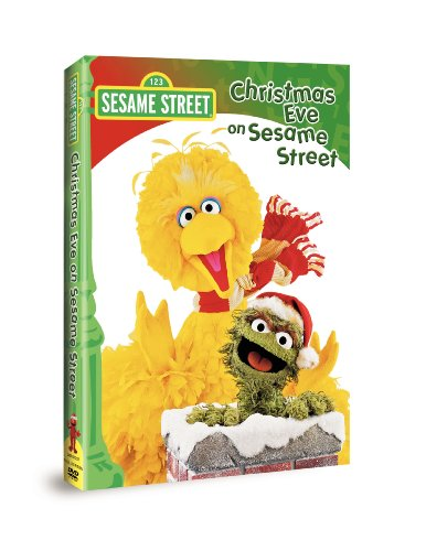 Warner home video christmas eve on sesame street