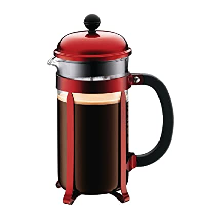 Amazoncom Starbucks Red Coffee French Press 8 Cup Kitchen Dining