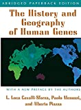 The History and Geography of Human Genes: Abridged paperback Edition