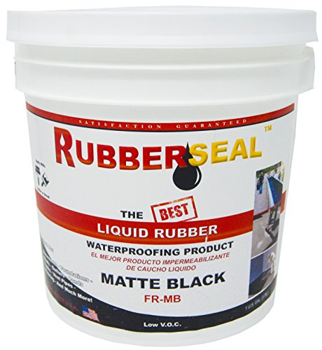 Rubberseal Liquid Rubber Waterproofing and...