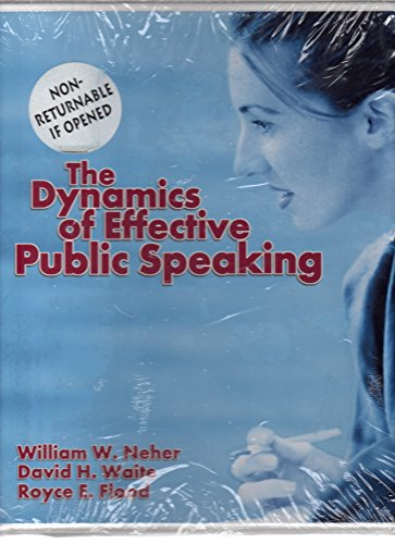 The Dynamics of Effective Public Speaking