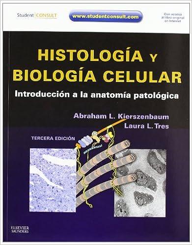 Amazon.com: Histologia y biologia celular + Student Consult ...