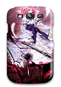 For JyntsIp11713vRwLy Yuyuko Protective Case Cover Skin/galaxy S3 Case Cover