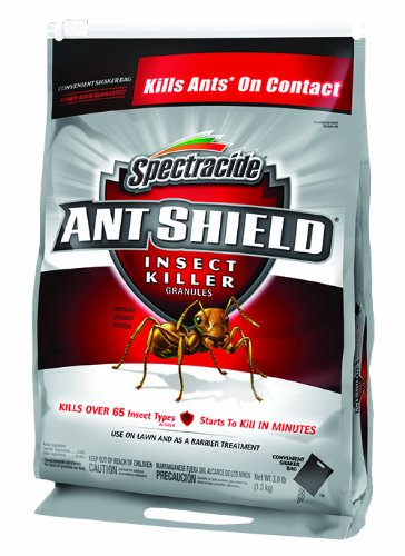 (Spectracide Ant Shield Home Barrier Granules-3 lb, Case pack of 4 )