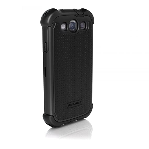 check out d61f8 39987 Ballistic SG MAXX Carrying Case for Samsung Galaxy Note 3 - Retail  Packaging - Black