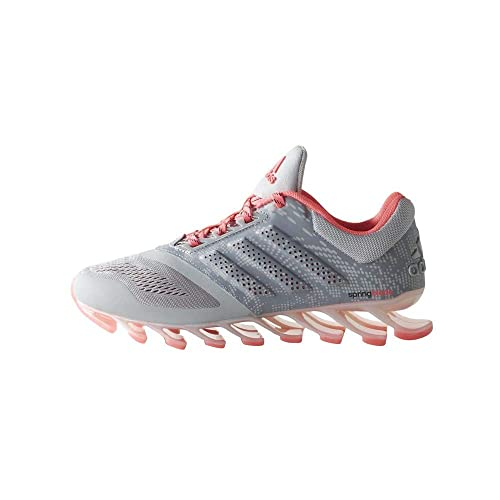 quality design a4fc2 1db6f adidas Springblade Drive 2 Grey Metallic Silver Pink Running Shoe (5.5 UK)   Amazon.co.uk  Shoes   Bags