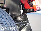 Parts Accessories Best Deals - Jeep Wrangler JK Frame Hole Cover Plug Accessory Dress Up for all 2007 thru 2016 Models