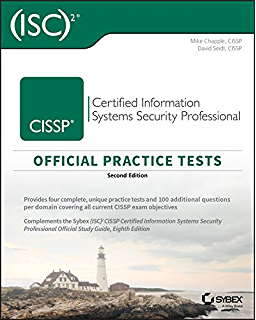 Amazon cissp isc2 certified information systems security cissp official isc2 practice tests fandeluxe Image collections