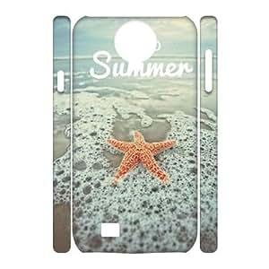 Custom Summer Time 3D Phone Case for SamSung Galaxy S4 i9500, Summer Time 3D S4 Cell Phone Case, Personalized Summer Time 3D i9500 Case WANGJING JINDA