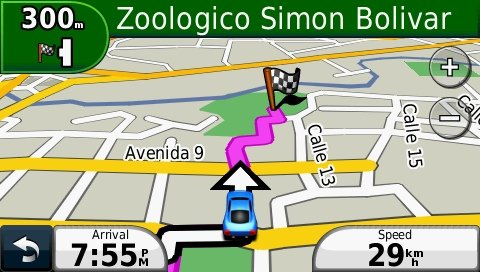 Amazon.com: Costa Rica GPS Map for Garmin Units (SD Memory Card / Garmin Compatible): Software