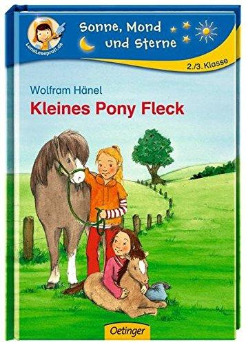 Kleines Pony Fleck (Sonne, Mond und Sterne)