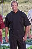 Uncommon Threads Unisex South Beach Chef Coat Short