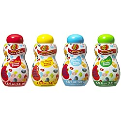 Little Kids Jelly Belly Squeeze 'n Blow Pop-Up Bubbles (Pack of 4)