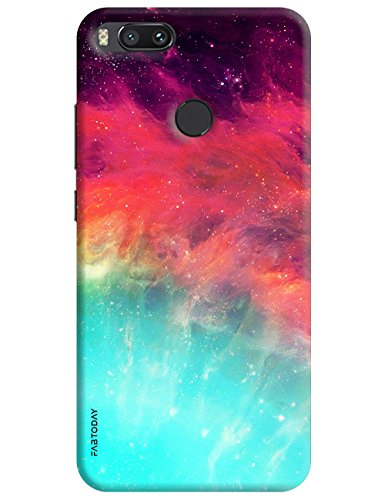 FABTODAY Printed Back Cover for Xiaomi Mi A1