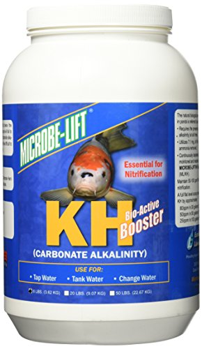 Ecological Microbe Lift KH Bio-Active Booster, 8 - Carbonate Hardness Kh Kit