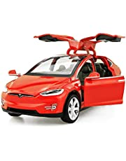 Tesla Toy Cars Mode Toy car with Sound & Light