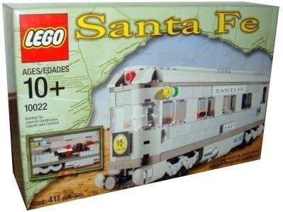 Lego Santa Fe Car - Set II (Dining, Observation or Sleeping Car) 10022