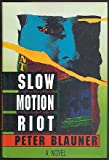 Slow Motion Riot: A Novel