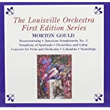Gould: Orchestral Music (The Louisville Orchestra First Edition Series)