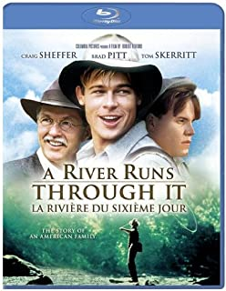 a river runs through it and other stories twenty fifth  a river runs through it bilingual blu ray