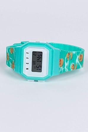 Amazon.com: NEFF - Reloj de pulsera para hombre Flava Wild ...