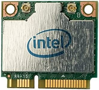 Intel 7260.HMWWB.R - Tarjeta de Red AC 7260 + Bluetooth (PCIe, 867Mbps, 5 GHz, WPA2)