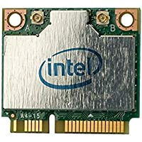 Intel 7260.HMWWB.R Carte réseau Interne WLAN/Bluetooth 867 Mbit/s - Cartes réseau (Interne, sans Fil, PCI-E, WLAN/Bluetooth, IEEE 802.11ac, 867 Mbit/s)
