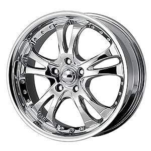 "American Racing Custom Wheels AR683 Casino Triple Chrome Plated Wheel (16x7""/5x115mm, +42mm offset)"