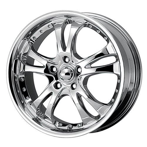 American Racing Custom Wheels AR683 Casino Triple Chrome Pla