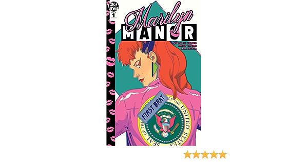 MARILYN MANOR #1 CVR A ZARCONE IDW PUBLISHING EB29 OF 4
