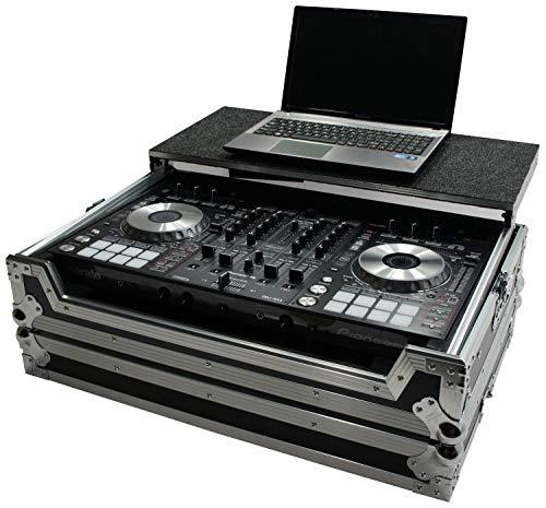 Harmony HCDDJSXLT Flight Glide Laptop Stand Tray DJ Custom Case Pioneer DDJ-SX3 (Ddj Sx Stand)