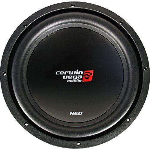 CERWIN VEGA XED12 XED 1000 Watts Max 12-Inch SVC Woofer 4 ()