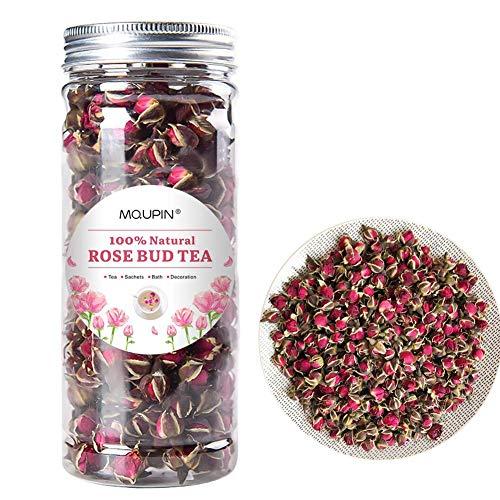 MQUPIN Organic Rose Bud