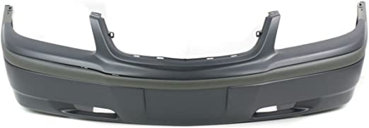 Partslink Number GM1038114 OE Replacement Chevrolet Malibu Front Driver Side Bumper Insert